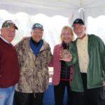 Bill Rose memorial Elite team winners