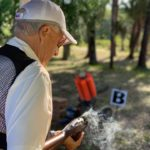 Bert B. at Gulf Coast Clays gun club