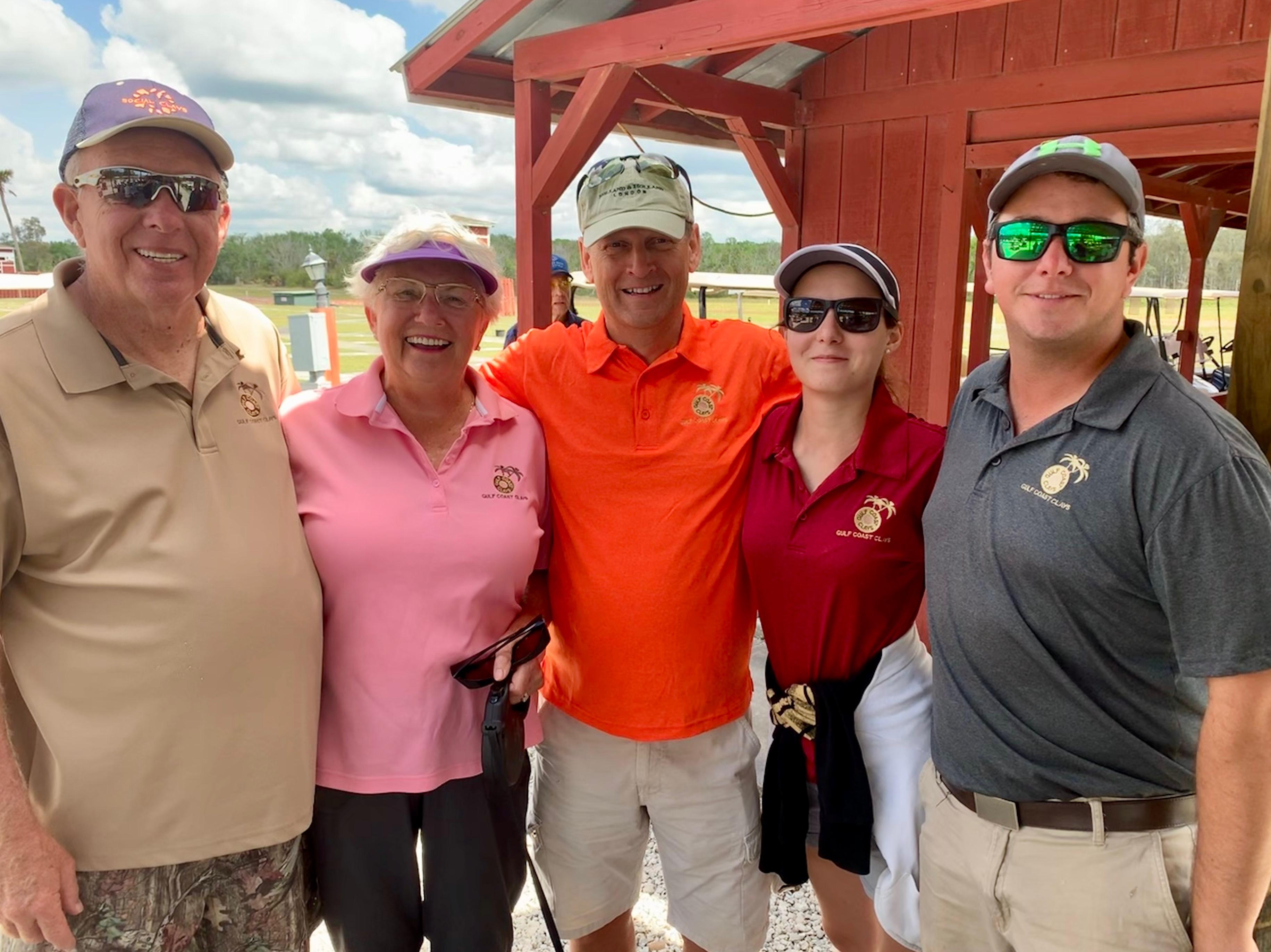 Members' party 2019 at GCC gun club in Naples